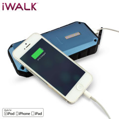 IWalk Spartan 13,000mAh Rugged Portable Charger - Blue