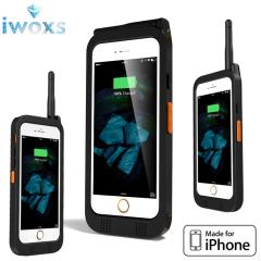 IWOXS i6 PowerTalkie iPhone 6S / 6 Radio 3000mAh Power Case
