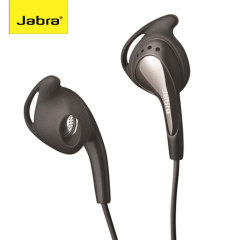 Jabra Active Sport In-Ear Headphones with Mic & Remote - Black