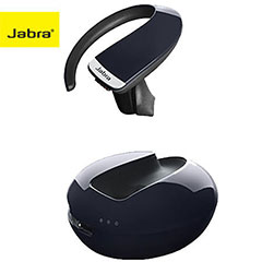 Jabra Stone 2 Bluetooth Headset - Black