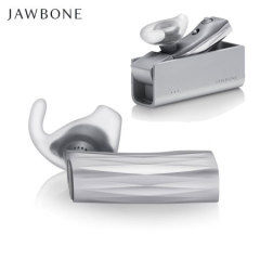 Jawbone ERA 2014 Bluetooth Headset - Silver Cross