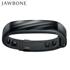 Jawbone UP3 Activity Tracking Bluetooth Wristband - Black