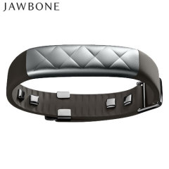 Jawbone UP3 Activity Tracking Bluetooth Wristband - Silver