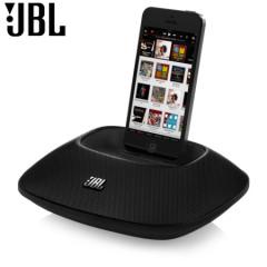 JBL OnBeat Micro Lightning Speaker Dock for Apple Devices - Black