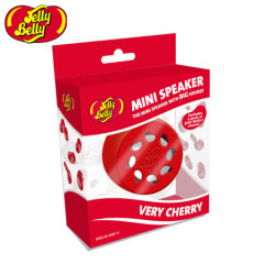 Jelly Belly Mini Speaker - Very Cherry