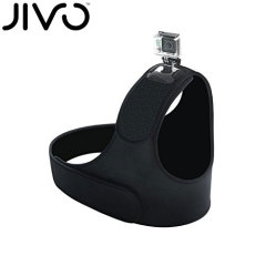 Jivo Go Gear Perch 360 Degree GoPro Shoulder Mount