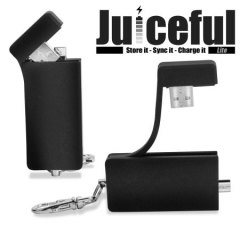Juiceful Lite Key Chain for Micro USB Devices