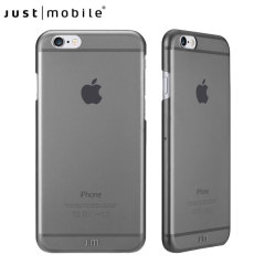 Just Mobile TENC Self-Healing iPhone 6S / 6 Case - Smoke Black