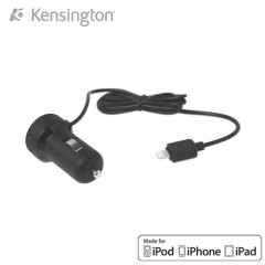 Kensington PowerBolt 1A Lightning Car Charger