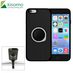 Kisomo ViDA iPhone 6 Bike Mount and Case - Black