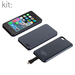 Kit Magnetic Battery Case for iPhone 5S / 5 - Black