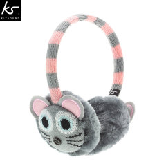 KitSound Audio Earmuff Headphones - Mouse