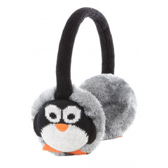 KitSound Audio Earmuff Headphones - Penguin