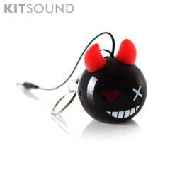 Kitsound Mini Buddy Devil Bomb Keyring Speaker