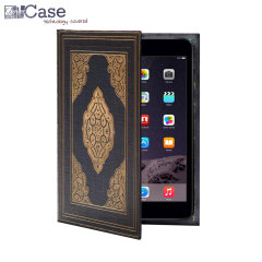 KleverCase iPad Mini 3/2/1 Book Case - Theory Of Relativity