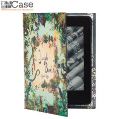 KleverCase Kindle Paperwhite 6 Inch Book Case - Jungle Book