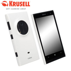 Krusell ColorCover Case for Nokia Lumia 1020 - White