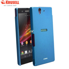 Krusell ColorCover Case for Sony Xperia Z - Blue
