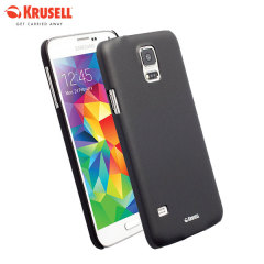 Krusell ColorCover Samsung Galaxy S5 Mini Case - Black