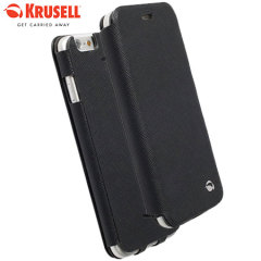 Krusell iPhone 6 Malmo FlipCase - Black