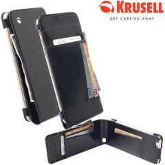 Krusell Kalmar iPhone 6S Plus / 6 Plus Wallet Case - Black