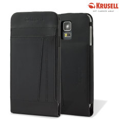Krusell Kalmar Samsung Galaxy S5 WalletCase - Black