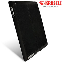 Krusell Luna Tablet UnderCover For iPad 2 - Black