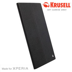 Krusell Malmo FlipCover for Xperia Z2 Tablet - Black