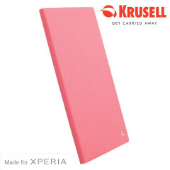 Krusell Malmo FlipCover for Xperia Z2 Tablet - Pink