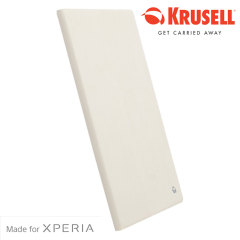Krusell Malmo FlipCover for Xperia Z2 Tablet - White