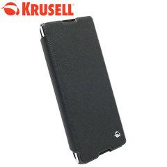 Krusell Malmo Sony Xperia C3 FlipCase - Black