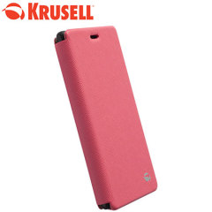 Krusell Malmo Sony Xperia M2 FlipCase - Pink