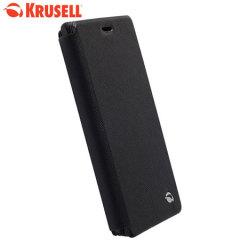 Krusell Malmo Sony Xperia M2 / M2 Aqua FlipCase - Black