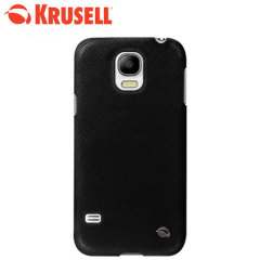 Krusell Malmo Texturecover Case for Samsung Galaxy S5 - Black