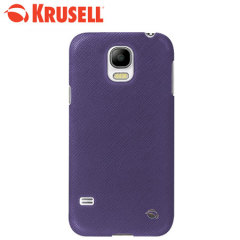 Krusell Malmo Texturecover Case for Samsung Galaxy S5 - Purple