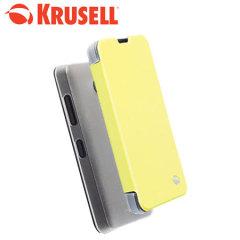 Krusell Nokia Lumia 630 / 635 Boden FlipCover - Yellow