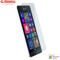 Krusell Nybro Lumia 950 Tempered Glass Screen Protector