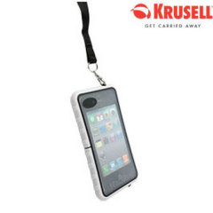Krusell SEaLABox Waterproof Case - White