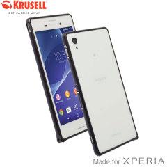 Krusell Sony Xperia M4 Aqua Aluminium Sala Bumper - Black