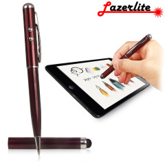 Lazerlite Stylus Pen - Red