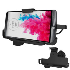 LG G3 Car Mount Cradle with Hands-Free & Charger