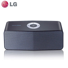 LG Music Flow P5 Smart Portable Bluetooth Speaker- Black