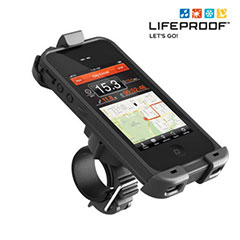 Lifeproof Bike & Bar Mount for iPhone 4S / 4