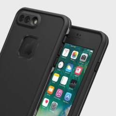 LifeProof Fre iPhone 7 Plus Waterproof Case - Black