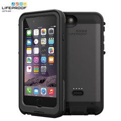 LifeProof Fre Power iPhone 6 Waterproof Battery Case - Black