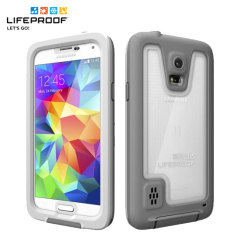 LifeProof Fre Samsung Galaxy S5 Case - White
