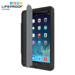 LifeProof iPad Air Nuud Portfolio Cover Stand - Black