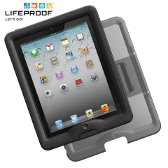 LifeProof Nuud Case for iPad 3 / 2 - Black