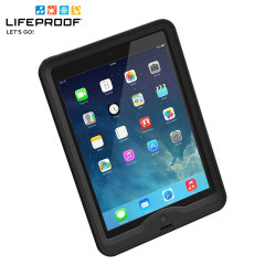 LifeProof Nuud iPad Air Case - Black