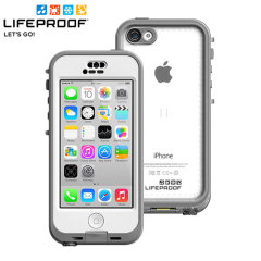 LifeProof Nuud iPhone 5C Case
